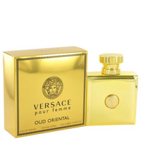 Oud Oriental By Versace 3.4 oz Eau De Parfum Spray for Women