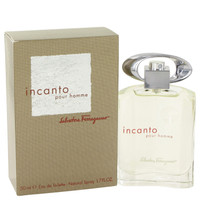 Incanto By Salvatore Ferragamo 1.7 oz Eau De Toilette Spray for Men