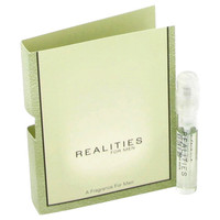 Realities By Liz Claiborne .05 oz Vial Sample for Men