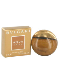 Aqua Amara By Bvlgari .17 oz Mini EDT for Men
