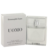 Uomo By Erfor Menegildo Zegna 1 oz Eau De Toilette Spray for Men