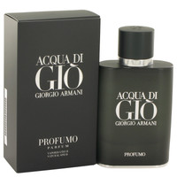 Acqua Di Gio Profumo By Giorgio Armani 2.5 oz Eau De Toilette Spray for Men