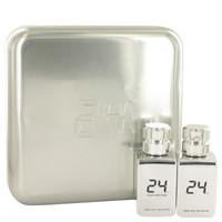 24 Platinum The Fragrance By Scentstory Gift Set for Men