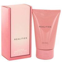 Realities (New) By Liz Claiborne 4.2 oz Hand Cream for Women
