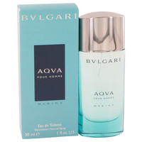 Aqua Marine By Bvlgari 1 oz Eau De Toilette Spray for Men