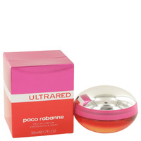 Ultrared By Paco Rabanne 1.7 oz Eau De Parfum Spray for Women
