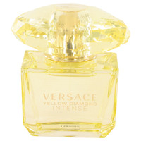 Yellow Diamond Intense By Versace 3 oz Tester Eau De Parfum Spray for Women