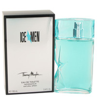 Ice for Men By Thierry Mugler 3.4 oz Eau De Toilette Spray for Men