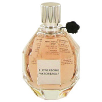 Flowerbomb By Viktor & Rolf 3.4 oz Tester Eau De Parfum Spray for Women