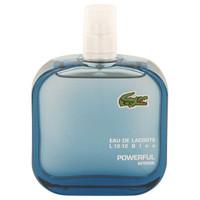 Eau De Lacoste L.12.12 Bleu By Lacoste 3.3 oz Tester Eau De Toilette Spray for Men