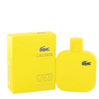 Eau De Lacoste L.12.12 Jaune By Lacoste 3.4 oz Eau De Toilette Spray for Men