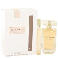 Le Parfum Elie Saab By Elie Saab Gift Set with Eau De Toilette Spray for Women