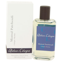 Mistral Patchouli by Atelier Cologne 3.3 oz Pure Perfume Spray for Women
