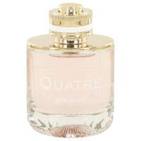 Quatre by Boucheron 3.3 oz Eau De Parfum Spray Tester for Women