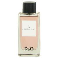 L'Imperatrice 3 by Dolce & Gabbana 3.3 oz Eau De Toilette Spray Unboxed for Women