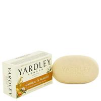Yardley London Soaps by Yardley London Oatmeal & Almond Naturally Moisturizing Bath Bar 4.25 oz Women