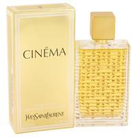 Cinema by Yves Saint Laurent Eau De Parfum Spray 1.6 oz Women