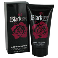 Black XS by Paco Rabanne 5 oz Body Lotion for Women