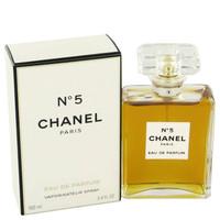 Chanel No. 5 3.4 oz Eau De Parfum Spray for Women