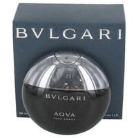 Aqua Pour Homme By Bvlgari 3.4 oz After Shave Emulsion Tester for Men