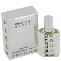 Claiborne Sport By Liz Claiborne .18 oz Mini EDT for Men