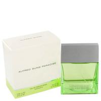 Paradise by Alfred Sung 3.4 oz Eau De Parfum Spray (Slightly Damaged Box) for Women