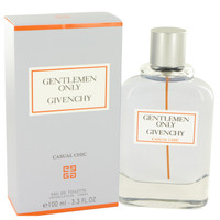 Gentlemen Only Casual Chic By Givenchy 3.3 oz Eau De Toilette Spray for Men