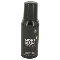 Emblem By Mont Blanc 3.3 oz Deodorant Spray for Men