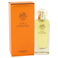 Eau D'Hermes By Hermes 3.4 oz Eau De Toilette Spray for Men