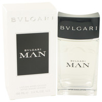 Man By Bvlgari 3.4 oz After Shave Lotion for Men