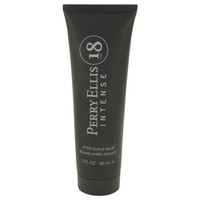 18 Intense By Perry Ellis 3 oz After Shave Balm for Men