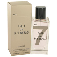 Eau De Iceberg Jasmine By Iceberg 3.3 oz Eau De Toilette Spray for Women
