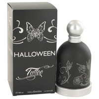 Halloween Tattoo By Jesus Del Pozo 3.4 oz Eau De Toilette Spray for Women