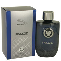 Pace by Jaguar 3.4 oz Eau De Toilette Spray for Men