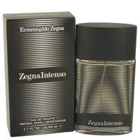 Zegna Intenso By Ermenegildo Zegna 1.7 oz Eau De Toilette Spray for Men