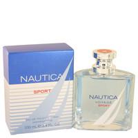 Nautica Voyage Sport By Nautica 3.4 oz Eau De Toilette Spray for Men