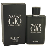Acqua Di Gio Profumo By Giorgio Armani 4.2 oz Eau De Parfum Spray for Men
