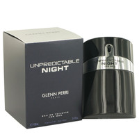 Unpredictable Night By Glenn Perri 3.4 oz Eau De Toilette Spray for Men
