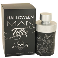 Halloween Man Tattoo By Jesus Del Pozo 4.2 oz Eau De Toilette Spray for Men