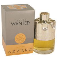 Wanted By Loris Azzaro 3.4 oz Eau De Toilette Spray for Men