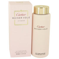 Baiser Vole By Cartier 6.7 oz Body Lotion for Women