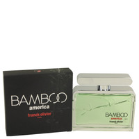 Bamboo America By Franck Olivier 2.5 oz Eau De Toilette Spray for Men