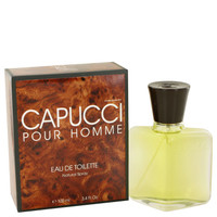 Capucci By Capucci 3.4 oz Eau De Toilette Spray for Men