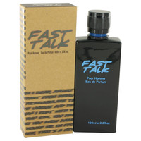 Fast Talk By Erica Taylor 3.4 oz Eau De Parfum Spray for Men