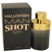 Halloween Man Shot By Jesus Del Pozo 4.2 oz Eau De Toilette Spray for Men