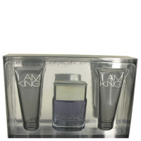 I Am King By Sean John Gift Set -- 3.4 oz Eau De Toilette for Men