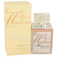 Mademoiselle Debutante By Nu Parfums 3.3 oz Eau De Parfum Spray for Women