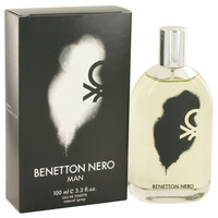 Nero By Benetton 1 oz Eau De Toilette Spray for Men