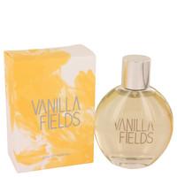 Vanilla Fields By Coty 3.4 oz Eau De Parfum Spray (New Packaging) for Women