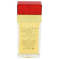 Dolce & Gabbana 3.4 oz Eau De Toilette Spray for Women